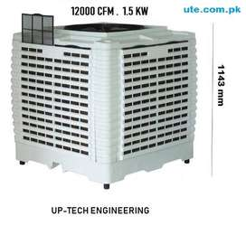 Evaporative  Air cooling System (Industrial  & Domestic)