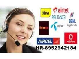 Tele caller Executive