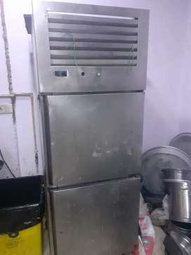 Stainless Steel Kitchen Refrigerator