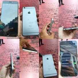 iPhone 6s plus  hp dan charger aja