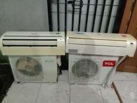 Ready Ac ½ pk Low watt & 1 Pk Good Condition