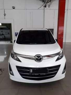 """Mazda Biante Matic """"2012"""" Putih"""
