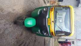 Auto rickshaw 8 kg CNG (double borrel)