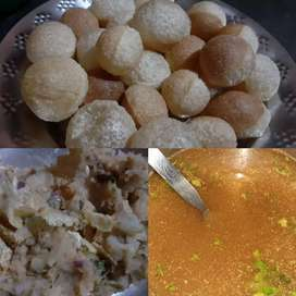 Need a men who know making panipuri