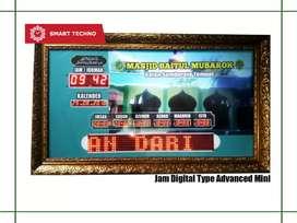 Jual Jam Digital Masjid Type Advanced Mini Bone Balango Kab.
