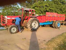 Messy 265 tractor troly for sell
