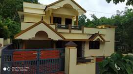 Double storied house for sale near Chanjodi