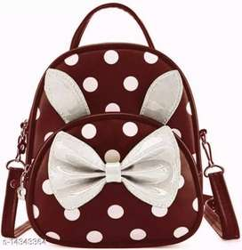 Catalog Name:*Graceful Alluring Women Backpacks
