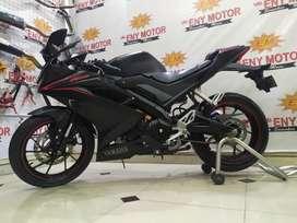 NEW NORMAL, YAMAHA R15 V3 BLACK DOFF  - ENY MOTOR