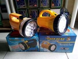 Lampu Senter LED/Flash Light