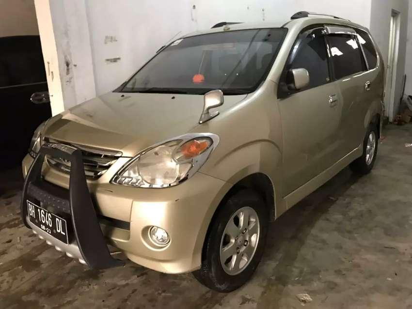 Toyota Avanza G 2004 M/T 0