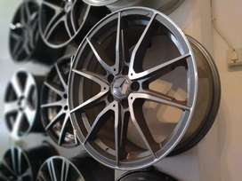 Ready velg MERCY RACING ( R18×8 H5×112) FOR MERCY