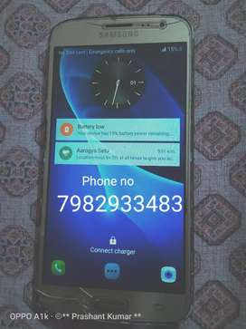 Samsung phone galaxy J2 pro