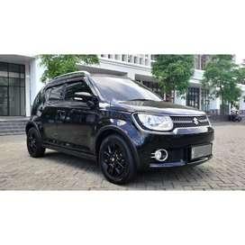 Suzuki Ignis GX MT pmk2018 Hitam MULUS Istimewa