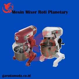Mesin Mixer Adonan Roti Planetary