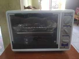 Dijual cepat oven listrik sharp
