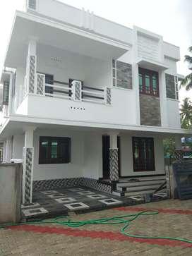 3 bhk 1500 sft 3 cent new build house at edapally varapuzha town near