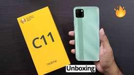 Realme C11 ( 32 GB) + (2GB RAM) : Sealed