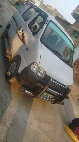Maruti ecco car good condition