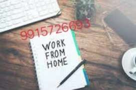 Part time/Full time Jobs for all students/housewives/freshers/retired