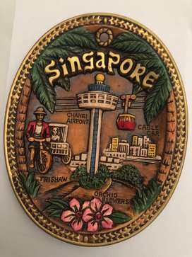 Souvenir Singapura, Beijing dan Korea