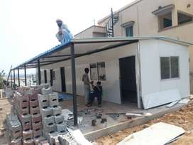 House container/ Security Guard Cabin/ Porta Cabin