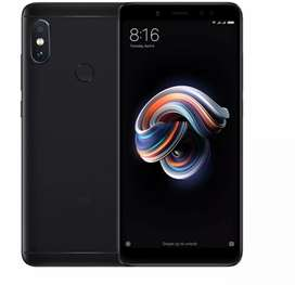 Mi note 5 pro 4/64  a good condition mobile phone