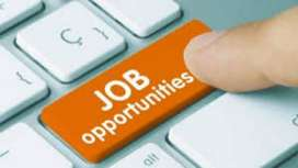 Jobs for Male and Female Candidates.
