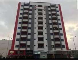 Flat for Sale In Shanzil Golf Residencia Malir Jinnah Avenue