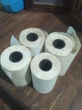 Swaip machine Paper