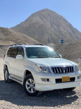 Toyota Prado tz 2004 model