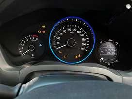 Honda hrv 2015 matic low km odo 14rb service record