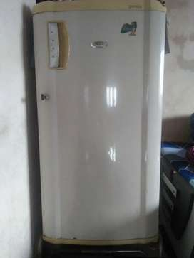 Whirlpool genius refrigerator