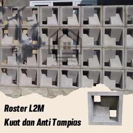 Loster Roster Beton Minimalis Termurah