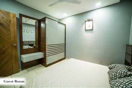 3bhk Luxurious flat for sale - Akshar Chowk - Shyamal Park Lane