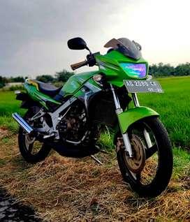 Kawasaki NinJA R Super Kips Orisinil ISTIMEWA Pelet JEPANG AMPUH BGT!