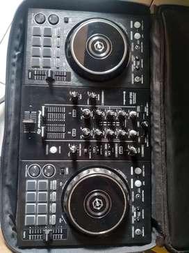 Pioneer DJ DDJ400 DJ Controller + tas