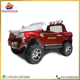 Battery opperated jeep
