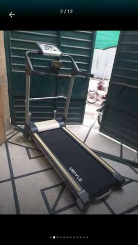 Ustyle treadmill (2.25 hp) moter