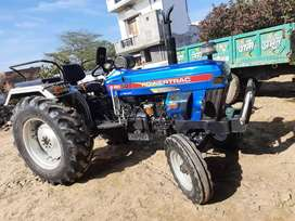 Tractor euro 50
