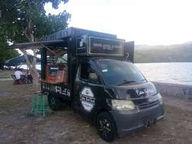 Pembuatan Food Truck Berbahan Pick Up