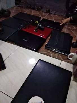 Laptop bekas minus macbok matot kami tampung