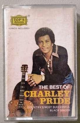 "Kaset The Best Of ""Charley Pride"""