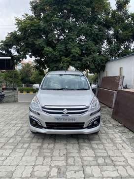 Maruti Suzuki Ertiga SHVS ZDI Plus, 2015, Diesel