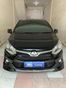 Toyota agya 1.2 TRD Sportivo AT 2018 Tdp 28jt