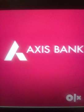Direct walk in axis bank