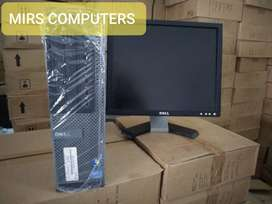 SUMMER OFFER DELL CORE 2 DUO 2GB RAM 160 GB HDD 17INC LCD FULL SET