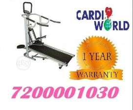 New multipurpose Manual Treadmill on special offer price in Tamilnadu