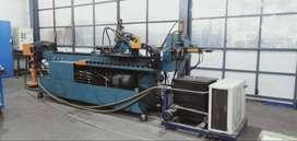 Mesin CNC Bending Pipa DW50CNCX2A-2S, masih bagus jarang dipakai gan !