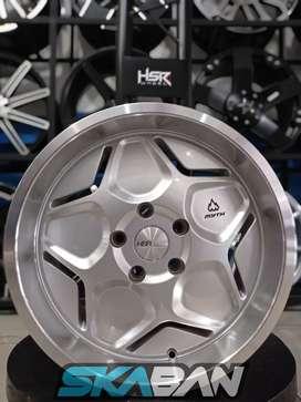 Jual Velg HSR WHEEL Type Myth04 Ring 17x7,5/8,5 H5(114,3)